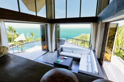 图鉴:泰国苏梅岛豪华海景别墅