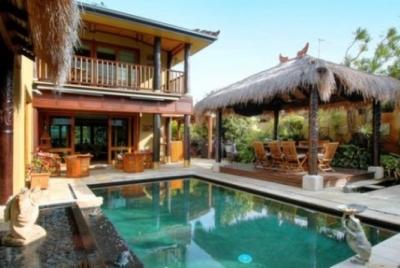 中国最贵别墅带泳池