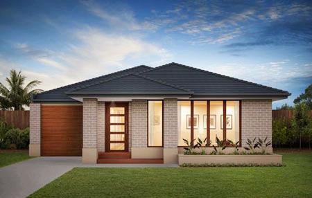 悉尼别墅平面设计图