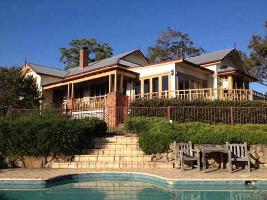 澳洲乡村小别墅图片